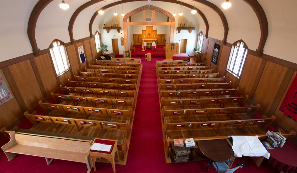 Lethbridge Church Rental